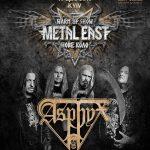 ASPHYX – хедлайнер warm-up вечірки Metal East Нове Коло