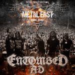ENTOMBED A.D. підіймуться на сцену фестивалю Metal East Нове Коло
