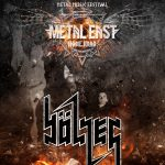 Join us at Metal East Nove Kolo festival in Kharkiv, Ukraine, from 31st of May to 2nd of June 2019 to see the BOLZER show