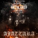 AJATTARA на харківському фестивалі Metal East Нове Коло