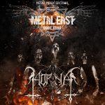 HORNA знову зіграють для вас на фестивалі Metal East Нове Коло у Харкові з 31 травня по 2 червня 2019 року!