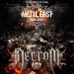 NECROM на фестивалі Metal East Нове Коло з 31 травня по 2 червня 2019 року у Харкові